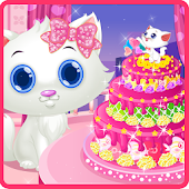 Kitty Cake Maker