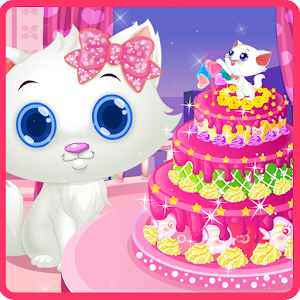 Kitty Cake Maker for PC and MAC