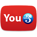 YouMp34 - Mp3 & Mp4 downloader icon