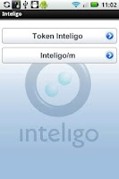 Screenshot of Inteligo