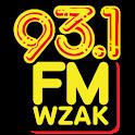 93.1 WZAK
