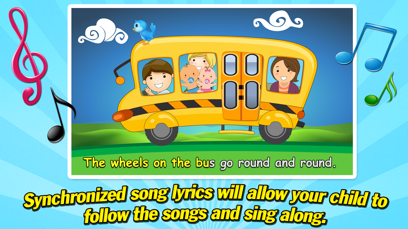 Kids Songs and Nursery Rhymes- screenshot