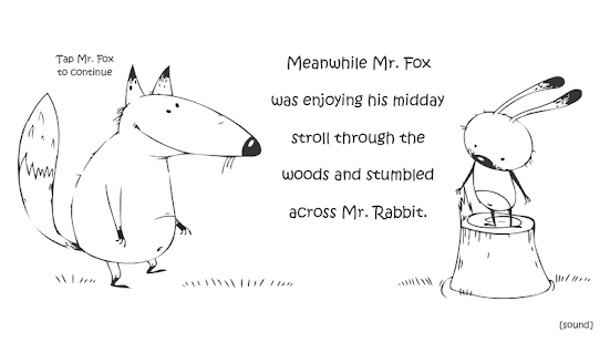 Mr Fox and Mr Rabbit - screenshot thumbnail