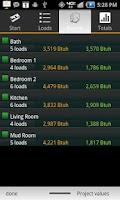 Screenshot of HVAC Buddy® Load Calc