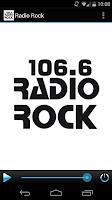 Screenshot of Radio Rock