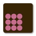 Phone Book ConTacTs (Pink) logo