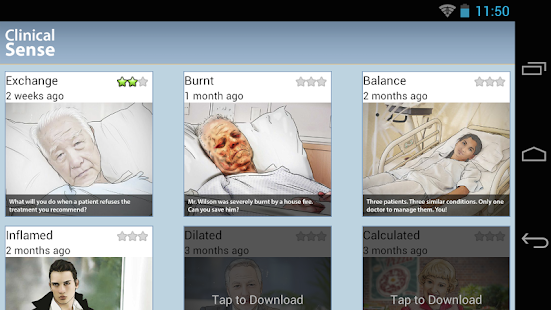 Download Clinical Sense For PC Windows and Mac apk screenshot 1