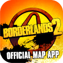 Borderlands 2 Official Map App icon