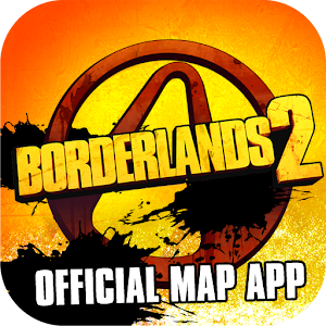 Borderlands 2 Official Map App 1.0 Icon