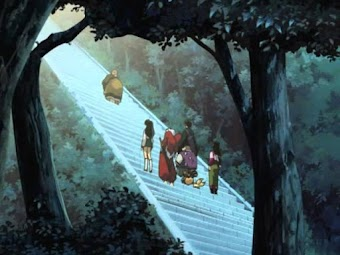 The Last Banquet of Miroku's Master