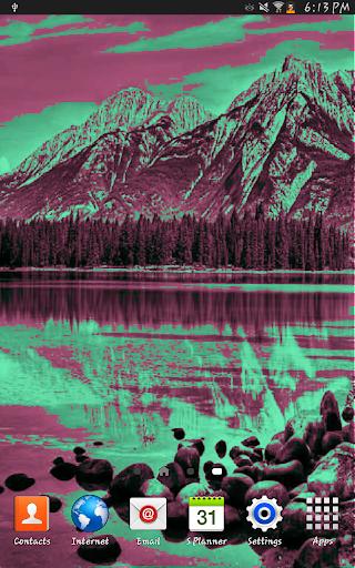 Scenic Mountain LWP