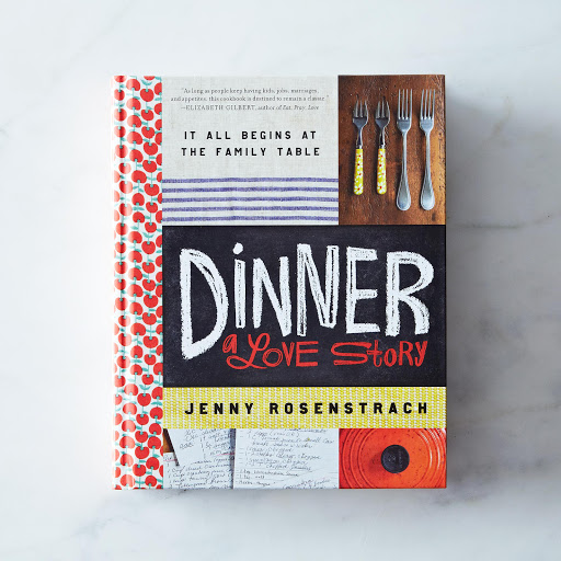 Dinner: A Love Story, Signed Copy