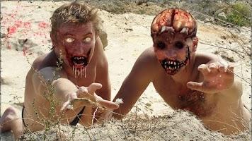 Screenshot of Rotten Friends Horror booth