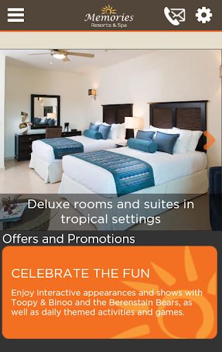 Memories Resorts - Free Calls