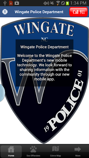 Wingate Police Department
