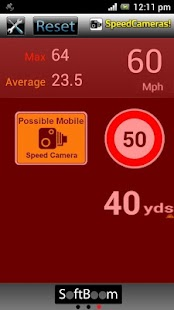 Speed Cameras!- screenshot thumbnail