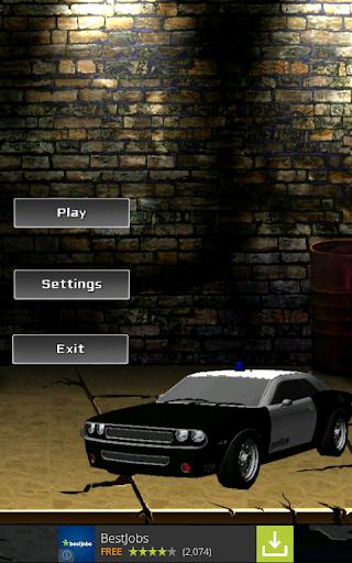 Traffic Cop Racer