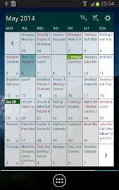 Business Calendar Pro Screenshot 8