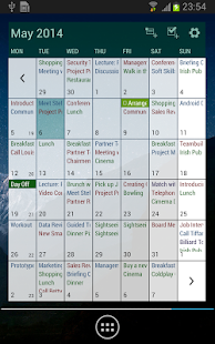Business Calendar Pro Screenshot 8
