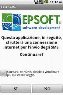 EpsoftSMS - screenshot thumbnail