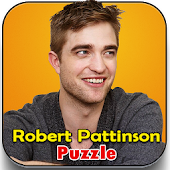 Robert Pattinson Puzzle