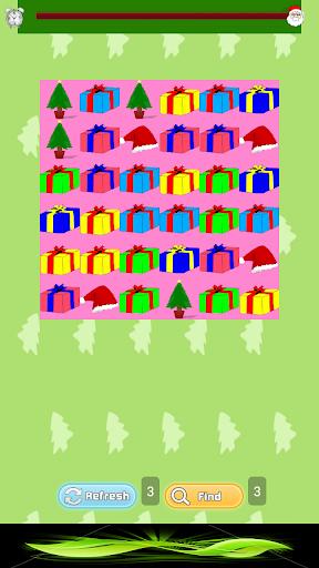 【免費家庭片App】Kids Matching Game - Christmas-APP點子