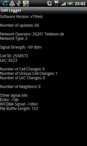 Cell Logger 2