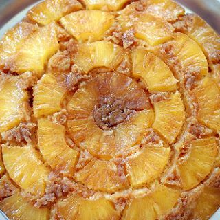 Pineapple Upside-Down Cake.