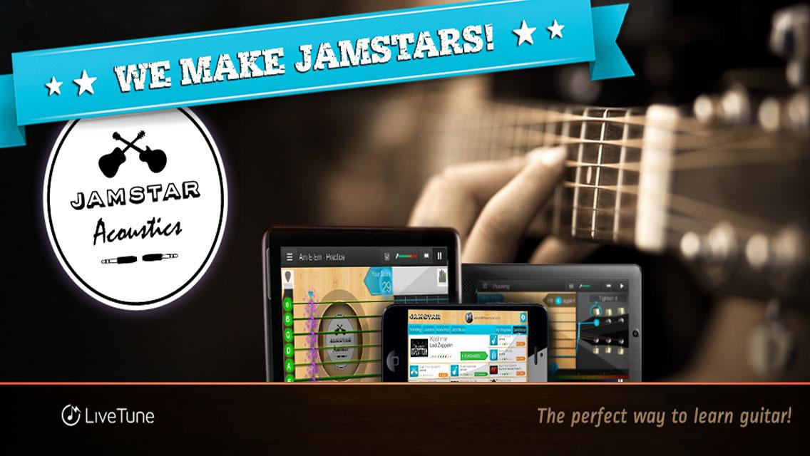 Jamstar Acoustics-Learn Guitar- screenshot