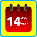 Days and Months Kids Flashcard icon