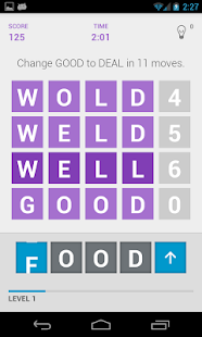 WordKick - screenshot thumbnail