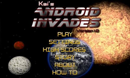 Android Invades- screenshot thumbnail