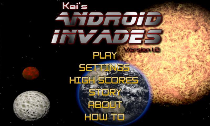 Android Invades- screenshot