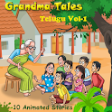 Kids Stories Telugu  Vol-1 icon