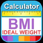 Body Mass Index Calculator BMI icon