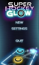 Super Hockey Glow