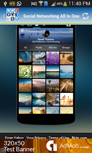 Social Networking All In One- screenshot thumbnail