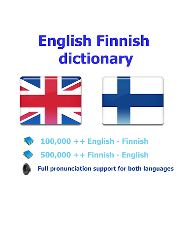 Finnish best dict for PC