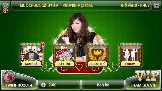 Game Bai iWin 2014