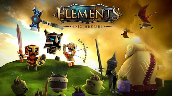 Elements: Epic Heroes - screenshot thumbnail