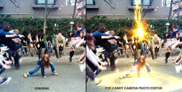 EYE CANDY CAMERA PHOTO EDITOR v6.7