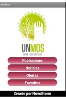 Screenshot of unMos