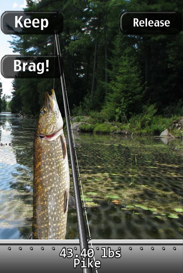 i Fishing Lite - screenshot
