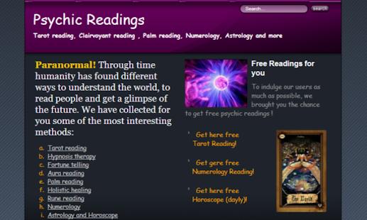 Paranormal Numerology Tarot