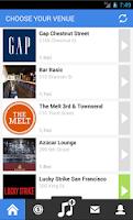 Screenshot of Rockbot - Social Jukebox App