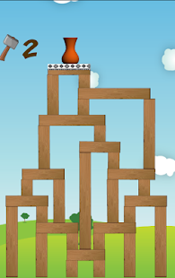 Crazy Tower Puzzle