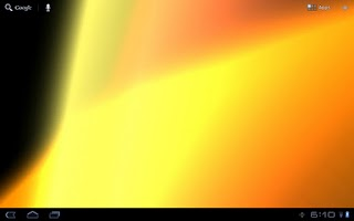 Screenshot of Chroma Wave Live Wallpaper