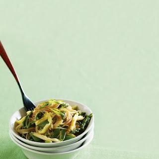 Stir-Fried Rice Noodles.