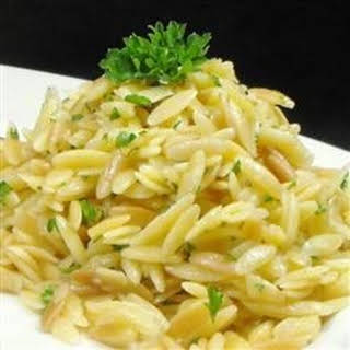 Delicious and Easy Mock Risotto.