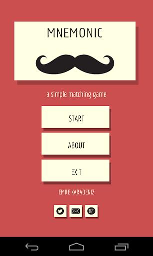Mnemonic - Memory Game